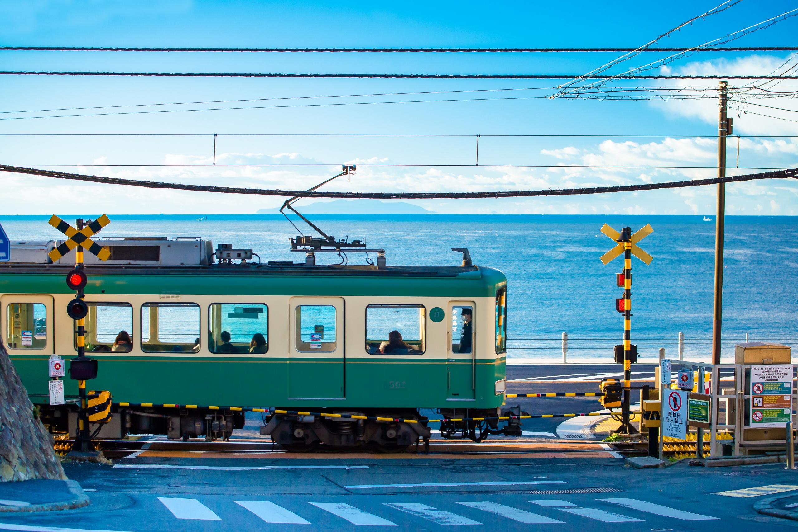 湘南 江ノ島電鉄